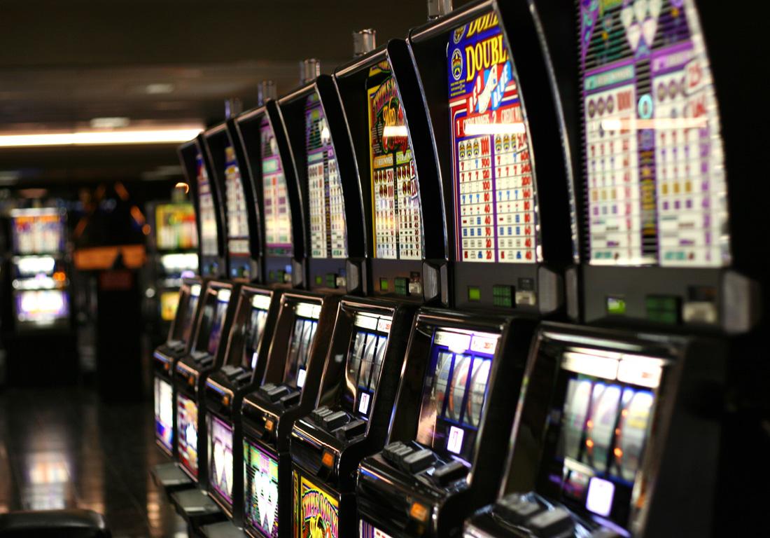 Slots in Online Casinos